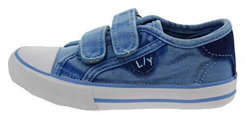 Billowy 6660c80 Sneaker blau, Groesse:25.0
