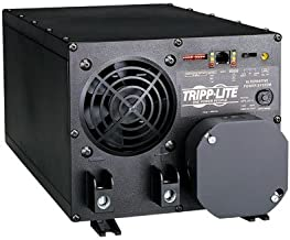 Tripp Lite APSINT2012 Intl Inverter/Charger 2000W 12VDC-230VAC RJ45 60A Hardwired (Discontinued by Manufacturer)