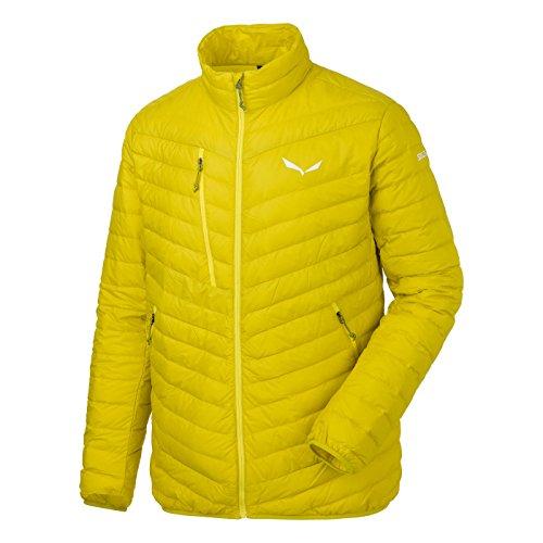 Salewa ORTLES LIGHT DWN M JKT, Farbe-Salewa:kamille yellow/2450;Groesse-Salewa:52/XL