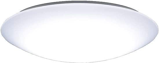 パナソニック LEDシーリングライト 調光タイプ 昼光色 リモコン付 ~12畳 HH-CD1220DZ 【Amazon.co.jp限定】