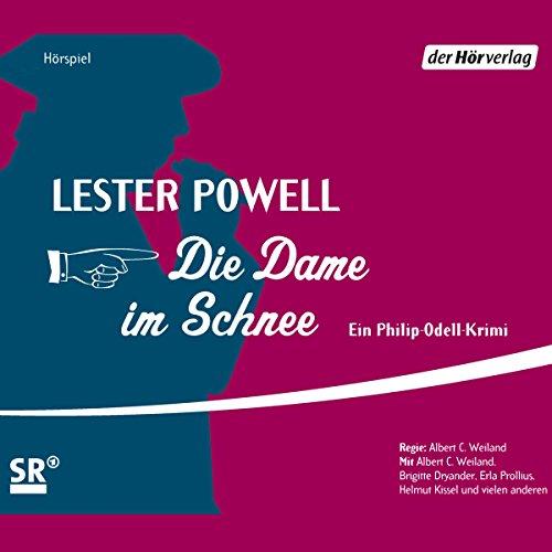 Die Dame im Schnee audiobook cover art