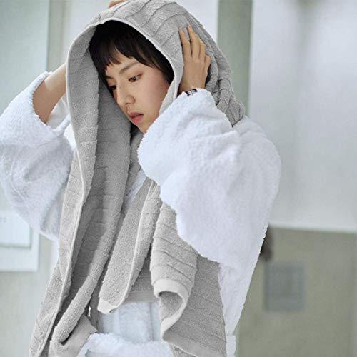 吸水性・速乾性に優れたマイクロファイバーを使用したバスタオル。普通のタオルより何倍もの吸水力があるので、髪と体を瞬時に乾かすことができます。