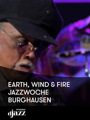 Earth, Wind and Fire - Jazzwoche Burghausen