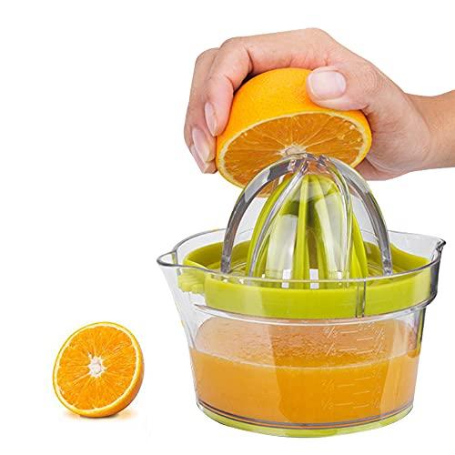 Swetup Exprimidor 4 en 1, exprimidor de limones sin BPA, exp