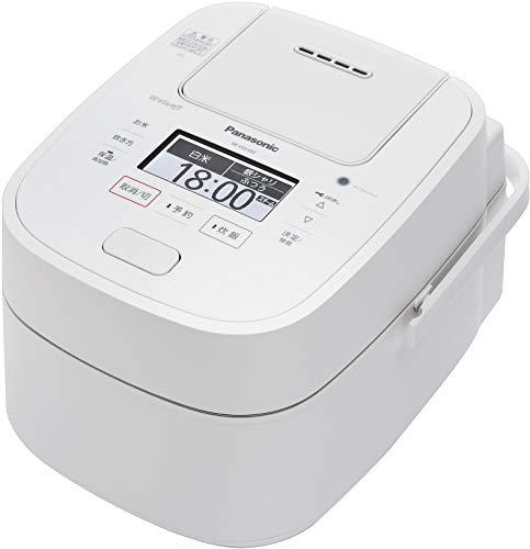 2位(アンケート9位) パナソニック『圧力IH式炊飯器(SR-VSX109)』