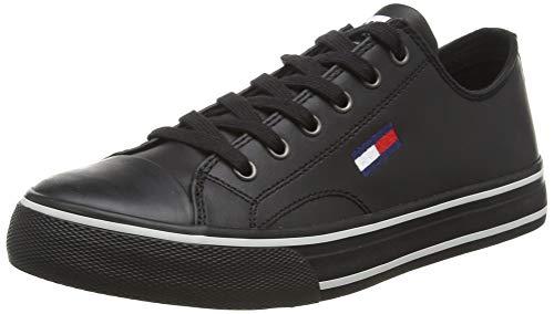 Tommy Hilfiger Damen Virginia 5a Sneaker, Schwarz (Black Bds), 38 EU