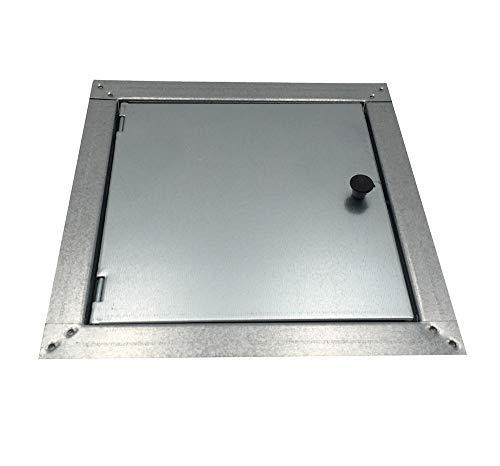 Einside - Puerta para inspección, de acero galvanizado, para todos los tamaños