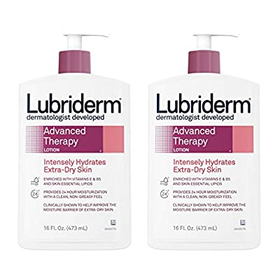 Lubriderm Advanced Therapy Moisturizing
