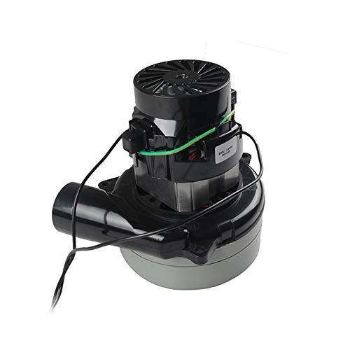 Motor de aspiradora Universal de 1200 W, Tipo húmedo y seco para aspiradoras de Recipiente Vertical Oreck