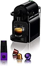 NESPRESSO Inissia D40 Black Coffee Machine