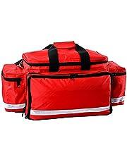 Complete Emergency Response Trauma Bag - Medical First Responder, Trauma, Rescue, Medical, First Aid, Nurse, Paramedic Multi Pocket Bag