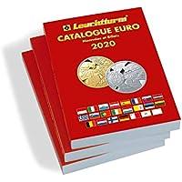 Leuchtturm 361353 Catálogo del Euro de Las Monedas y Billetes 2020, francés