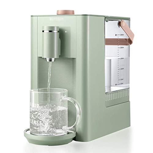 Best Prices! ZXvbyuff Water dispenser Instant Hot with Temperature Control, 2.6L Tank Capacity, Fast...