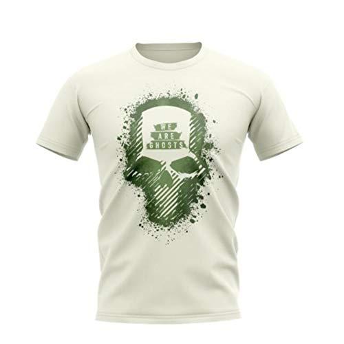 Camiseta ghost recon - we are ghosts - banana geek xg