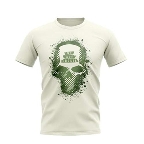 Camiseta ghost recon - we are ghosts - banana geek gg