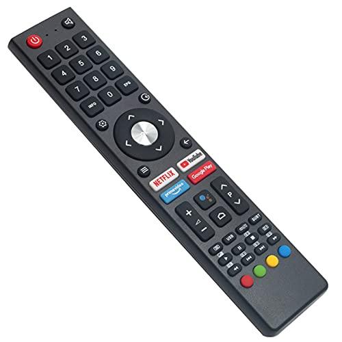 ALLIMITY GCBLTV02ADBBT Sostituzione del Telecomando per SABA UHD TV SA24S46A9 SA40S67A9 SA32S67A9 GCBLTV02 ADBBT