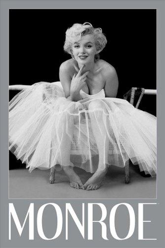 Piramide International Marilyn Monroe Ballerina Maxi poster 61 cm x 91,5 cm, PP31396