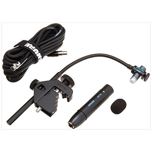 シュアー SHURE BETA98AD C-X 楽器用小型マイクロホン ワイヤレスマイク