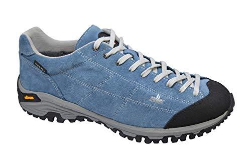 Lomer Schuhe MAIPOS Suede MTX Jeans, Blau - blau - Größe: 44 EU