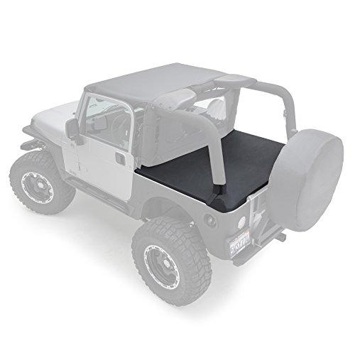 Smittybilt 761035 – Cubierta para Jeep Wrangler TJ 1997-2006, Color Negro