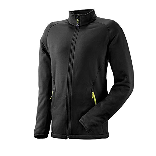 Haix Fleece Jacket Tecnostretch | Fleecejacke 951009 | Farbe: Anthracite | Größe: L