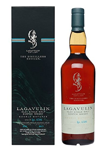 Lagavulin Distillers Edition Distilled 2001 Bottled 2017 43% 0,7l Flasche