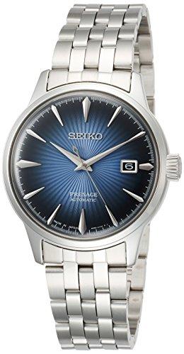 [セイコーウォッチ] 腕時計 プレザージュ ベーシックライン SARY073 メンズ シルバー