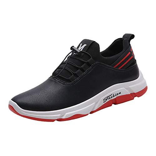 Dasongff Sneakers voor heren, antislip, sportschoenen, voor heren, hardloopschoenen, trainer, ademend