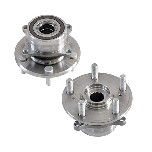[Pair]DRIVESTAR 513267 Front Wheel Hub & Bearing Assembly for Honda Pilot 2009 10 11 12 13 14 2015, for Acura MDX 2007-2013, for Acura ZDX 2010-2013