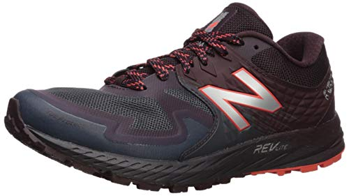 New Balance SKOM-Summit King of The Mountain V1, Zapatillas de Trail Running Hombre, Gris, 42 EU