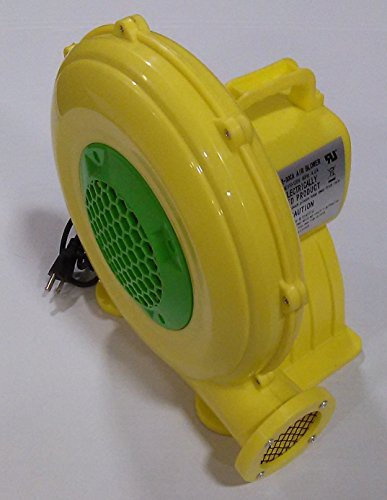 Bounce House Blower - 450 Watts 0.6 HP Residential Air Blower for Inflatables