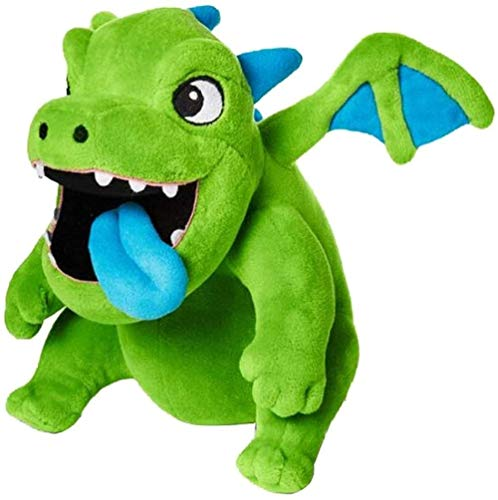 N-L Warm and Lovely Clash of Clans Royal War Flying Dragon Undead Doll Doll Pillow Plush Model Handmade Equipment