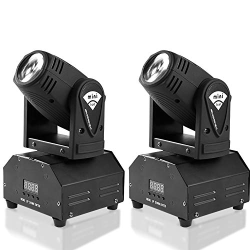 MFL. 10w LED Moving Head Light RGBW Stage Light