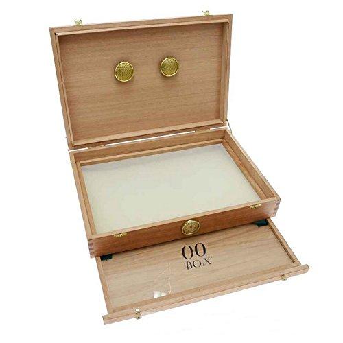 Caja de madera polinizadora para curado 00Box - Grande (00