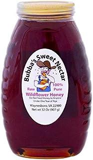 Sponsored Ad - 3 Pack Bubba's Wildflower Honey 32Oz Jars