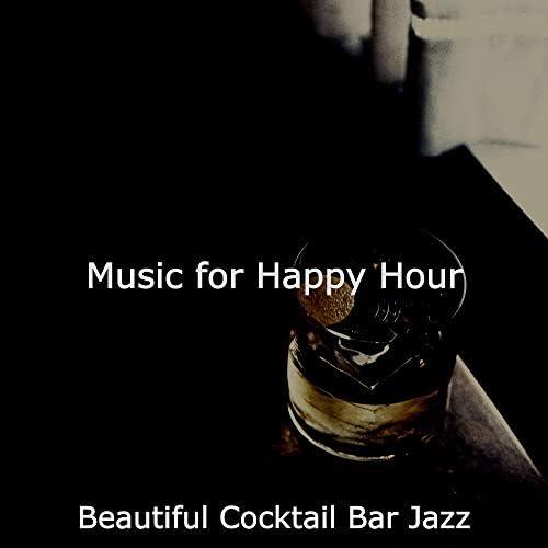 Beautiful Cocktail Bar Jazz