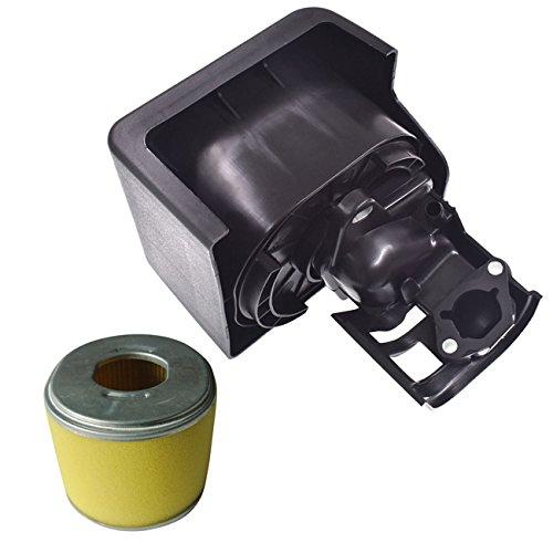JRL grasmaaier luchtfilter element & luchtfilter voor Honda GX240 8HP & GX270 9HP