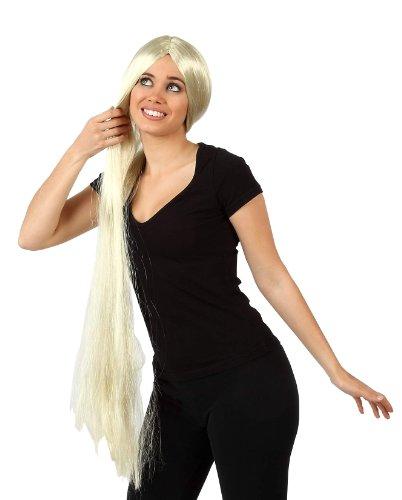 Perruque Extra Longue Blonde Femme