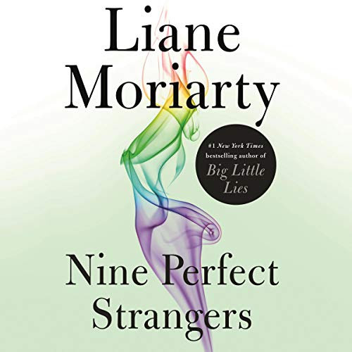 Nine Perfect Strangers cover art