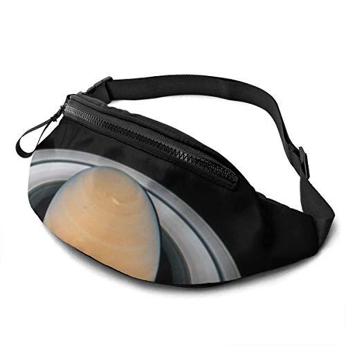 NHCY Saturn Waist Pack verstellbare Träger Tasche mit Kopfhöreranschluss für Männer & Frauen
