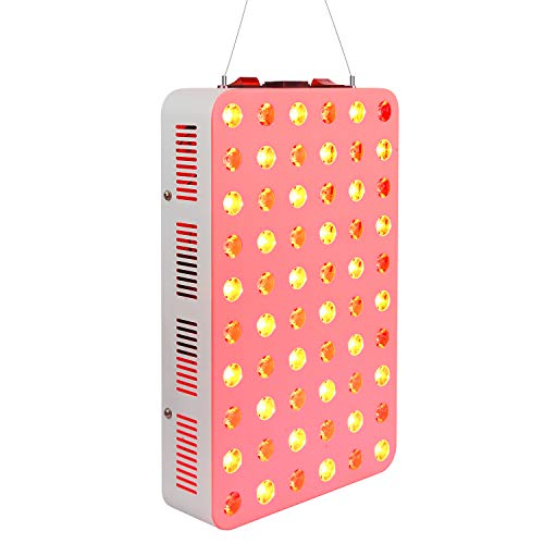 Cheapest Price! Red Light Therapy Device 300W LED Light Therapy Lamp, Red 660nm Near Infrared 850nm ...