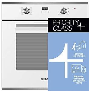 Sauber - Horno multifunción SHM03W - Eficiencia Energética: A - Color Blanco