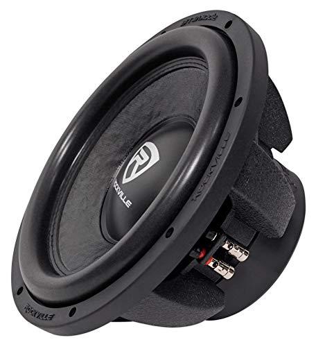 Rockville W12K6D2 V2 12' 2400w Peak Car Audio Subwoofer Dual 2-Ohm Sub 600w RMS CEA Rated