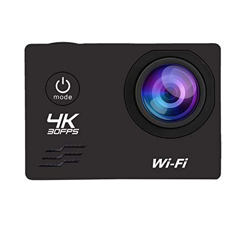 Fransande Action Camera HD 4 K/60 Fps Wifi 16MP 2.0 LCD 170D Lens Casco Della Macchina Fotografica 30 M Go Impermeabile Pro Sport Camera Video Videocamera