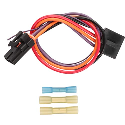 3 Pins 645-512 Wire Pigtail Blower Motor Resistor Wiring Harness Connector...