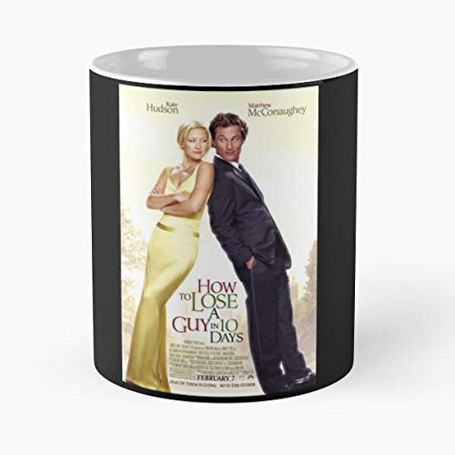 In Film Director A 10 Cinema Lose How Days Ray Dvd To Vhs Guy Blu Movie Best Mug holds hand 11oz made from White marble ceramic