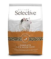 nutritionally complete and balanced diet that perfectly suits rats high in polyunsaturated fatty acids and low in both saturated fatty acids and cholesterol to assist cardiovascular and circulatory health selective is specially formulated to help kee...