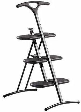 Kartell 700009 折叠梯子 Tiramisu 黑色