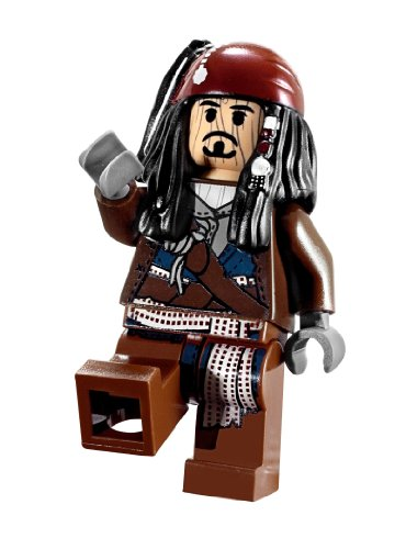 LEGO Pirates of the Caribbean: 30132 Captain Jack Sparrow Figur