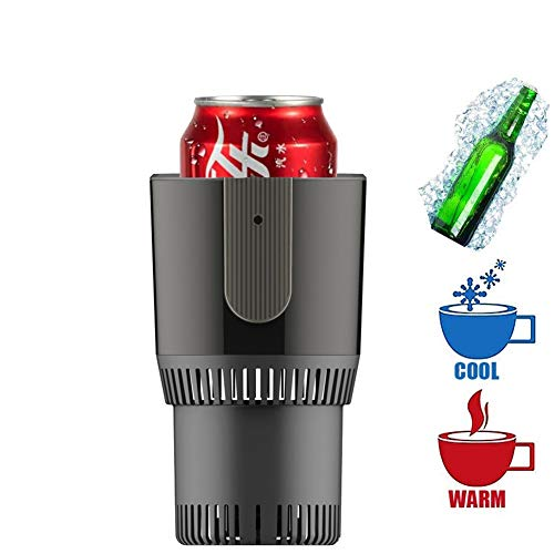 FUTNTCTL Car Cooler & Warme Cup Portable Refrigeration & Heating drankhouder mini koelkast verwarming ijstmachine Fast Ice Cooling Cup machine voor thuis kantoor